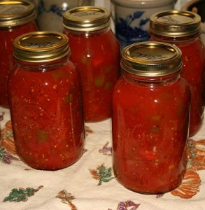 Preserve Your Harvest by Canning