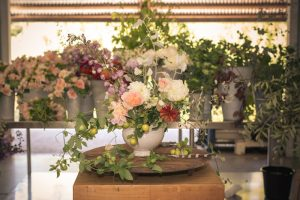 B Side Farms bouquet