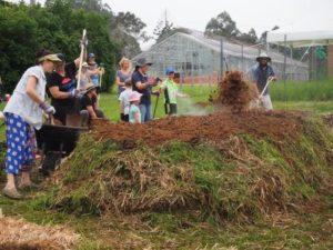 Compost-Millen-Farm